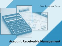 Accounts Receivable Management Process Communication Dashboard Services