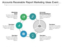 Accounts Receivable Report Marketing Ideas Event Management Email Marketing Cpb