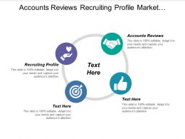 Accounts Reviews Recruiting Profile Market Segmentation Communications Plan