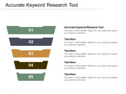 Accurate Keyword Research Tool Ppt Powerpoint Presentation Diagram Graph Charts Cpb