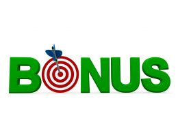 Achieve Targets For Bonus Stock Photo