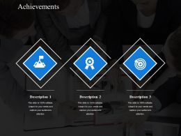 Achievements Ppt Background Images
