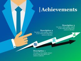 Achievements Ppt Pictures Examples