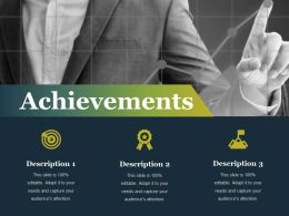 Achievements Ppt Styles File Formats