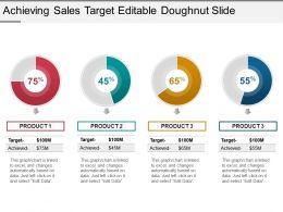 achieving_sales_target_editable_doughnut_slide_powerpoint_slides_Slide01