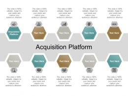 Acquisition Platform Ppt Powerpoint Presentation File Background Images Cpb