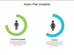 Action Plan Available Ppt Powerpoint Presentation Diagram Images Cpb