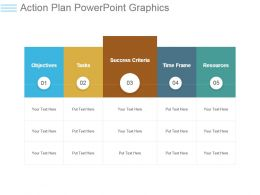 Action Plan Powerpoint Graphics