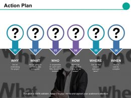 Action Plan Ppt Slides Master Slide