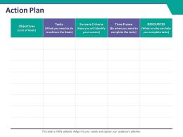 Action Plan Ppt Summary Design Inspiration