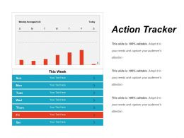 Action Tracker PowerPoint Guide