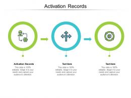 Activation Records Ppt Powerpoint Presentation Icon Slide Download Cpb