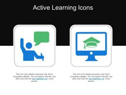 Active Learning Icons