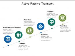 Active Passive Transport Ppt Powerpoint Presentation Outline Rules Cpb