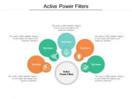 Active Power Filters Ppt Powerpoint Presentation File Slide Download Cpb