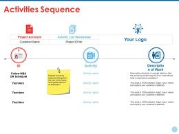 activities_sequence_ppt_summary_pictures_Slide01