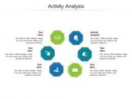 Activity Analysis Ppt Powerpoint Presentation Layouts Design Ideas Cpb
