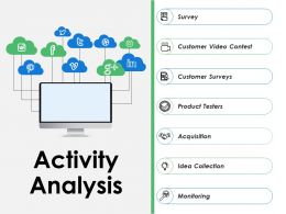 Activity Analysis Ppt Sample Presentations