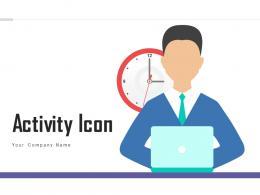 Activity Icon Management Planning Performance Individual Analysis