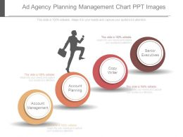 Ad Agency Planning Management Chart Ppt Images