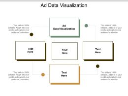 Ad Data Visualization Ppt Powerpoint Presentation File Layout Ideas Cpb