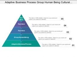 Adaptive Business Process Group Human Being Cultural Resources