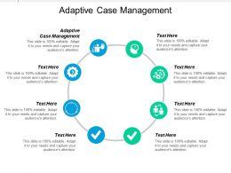 Adaptive Case Management Ppt Powerpoint Presentation Gallery Styles Cpb