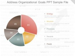 Address Organizational Goals Ppt Sample File