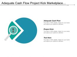 Adequate Cash Flow Project Kick Marketplace Development Supplier Onboarding