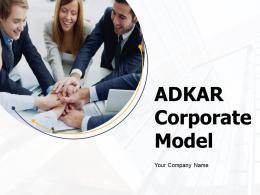 Adkar Corporate Model Powerpoint Presentation Slides
