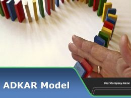 Adkar Model Powerpoint Presentation Slides