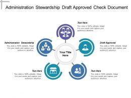Administration And Stewardship Draft Approved Check Document Out Review