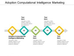 Adoption Computational Intelligence Marketing Ppt Powerpoint Presentation Styles Samples Cpb