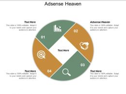 Adsense Heaven Ppt Powerpoint Presentation Diagram Cpb