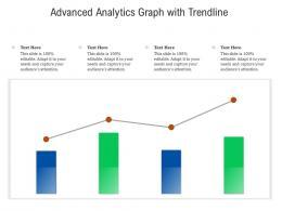 Advanced Analytics Graph With Trendline