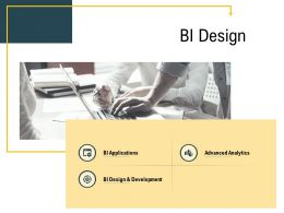 Advanced Results Local Environment Bi Design Advanced Analytics Ppt Pictures