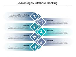 Advantages Offshore Banking Ppt Powerpoint Presentation Graphics Cpb