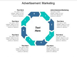 Advertisement Marketing Ppt Powerpoint Presentation File Structure Cpb