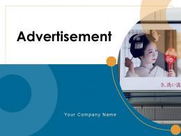 Advertisement Powerpoint Presentation Slides