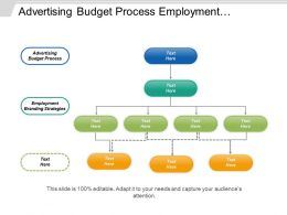 Advertising Budget Process Employment Branding Strategies Information Technology Cpb