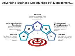 Advertising Business Opportunities Hr Management Training Development Internet Marketing Cpb