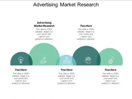 Advertising Market Research Ppt Powerpoint Presentation Layouts Portrait Cpb