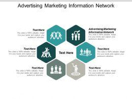 Advertising Marketing Information Network Ppt Powerpoint Presentation Portfolio Cpb
