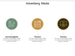 Advertising Media Ppt Powerpoint Presentation Summary Ideas Cpb