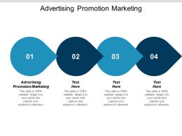 Advertising Promotion Marketing Ppt Powerpoint Presentation File Format Ideas Cpb