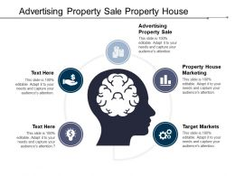 Advertising Property For Sale Property House Marketing Target Markets Cpb