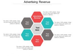 Advertising Revenue Ppt Powerpoint Presentation File Inspiration Cpb