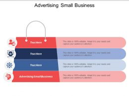 Advertising Small Business Ppt Powerpoint Presentation Inspiration Slide Portrait Cpb