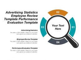 Advertising Statistics Employee Review Template Performance Evaluation Template Cpb