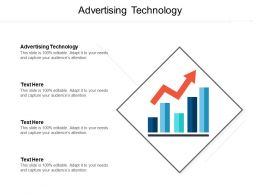 Advertising Technology Ppt Powerpoint Presentation Gallery Example Introduction Cpb